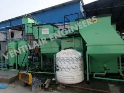 Milk Industries Sewage Treatment Plant