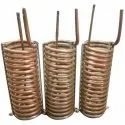 Air Copper Cooling Coils
