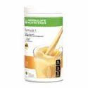 Herbalife Orange Cream Nutritional Shake, Packaging Type: Bottle