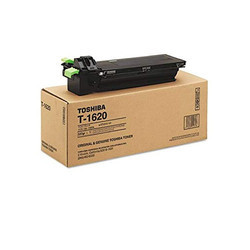 Toshiba T 1620 Single Color Ink Toner  (Black)