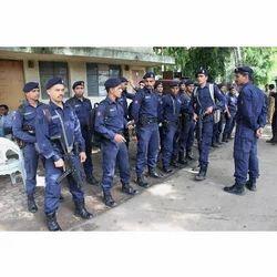 Offline Local Ex-Serviceman Security Guard Services