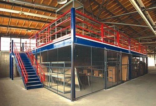 Mezzanine Floor - Modular Mezzanine Floors Manufacturer from