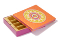 Rangoli 1/2 kg Mithai Packaging Boxes