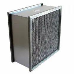 Microvee Type Fine Filter