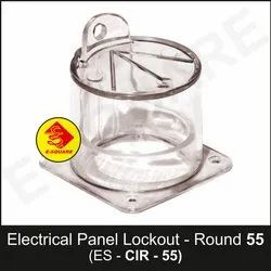 Electrical Panel Lockout - Round 55