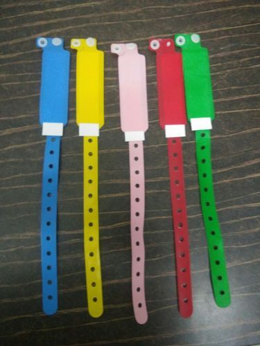 Hospital Wrist Band Patient Identification Band