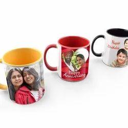 Customised Inside Color Mugs