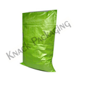 Green Knack Woven Single Colored Bags
