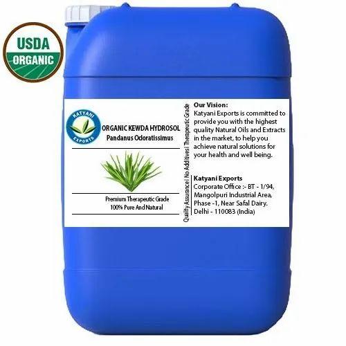 Organic Kewda Hydrosol