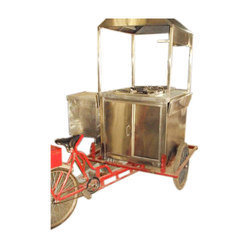 Biryani Food Trolley Rickshaw