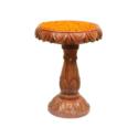 Attractive Wooden Look Floating Pot