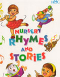 Nursery Rhymes And Stories Book