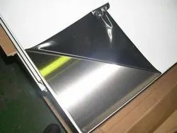 Matt PVC Stainless Steel Sheets
