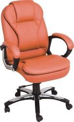 Grassroot Leather Brown Office Chair