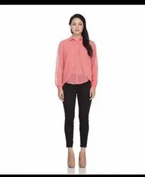 Ladies Shirt Top And Jeans