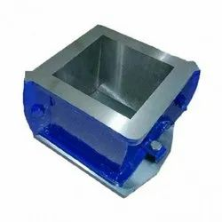Cement Concrete Testing Cube Mould