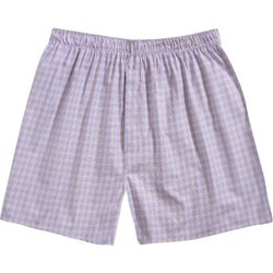 100% organic Cotton Boxer Mens Shorts