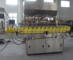 Oil Filling Machines