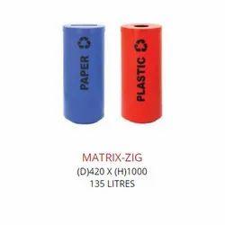 ZIG Matrix Dustbin