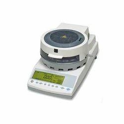 MOC 120H Advanced Moisture Analyzer
