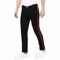 Black Base Men's Cotton Jeans