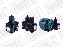 Torque Variable Vane Pump - Vp Series