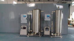 Ozone System For Water Disinfection