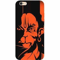 Multicolor Soft TPU Hanuman Printed Mobile Cover, Packaging Type: Box