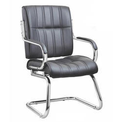 Sps-153 Medium Back Leather Executive Chair