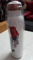 Spider Man print  Kids Copper Bottle