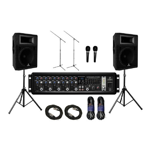 pa sound system at rs 30000 set public address systems. Black Bedroom Furniture Sets. Home Design Ideas