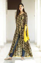 Reyon Long summer dress
