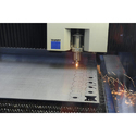 CNC Laser Cutting Work