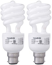 Spiral 20 W Halonix CFL Light Bulb
