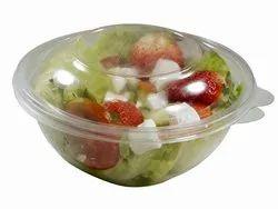 JS 24 Salad Plastic Box