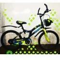 Rockstar Stylish 12 Inches Basket Bicycle
