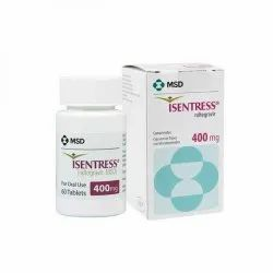 Isentress 400 Tablet