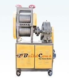 Buildcon Scrap Rebar Straightening Machine