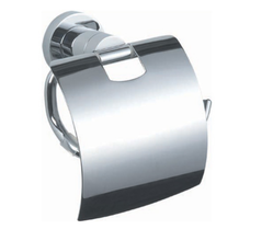 Stainless Steel Silver Toilet Paper Holder