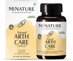 MI Nature Natural Arth Care Capsules