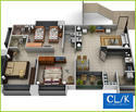 3d Architectural Drawing