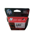 Hp 680 Colour Ink Cartridge, Packaging Type: Box