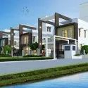 Apartment Elevation And 3d Rendering In Mumbai