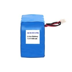11000mAh 11.1V Li Ion Battery