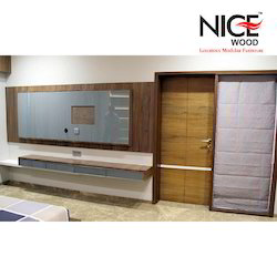 Nicewood Brown LCD Unit, For Home