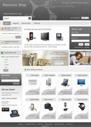 E Commerce Templates Services