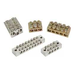 Brass Cut Out Terminal Blocks