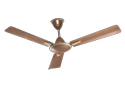 Blossom Ceiling Fan Brown Metallic