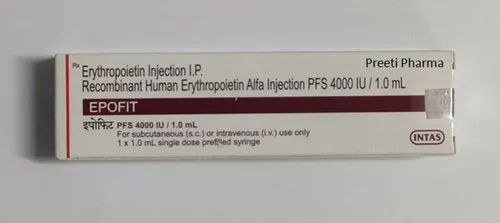 Epofit 4000IU/1.0ML Injection