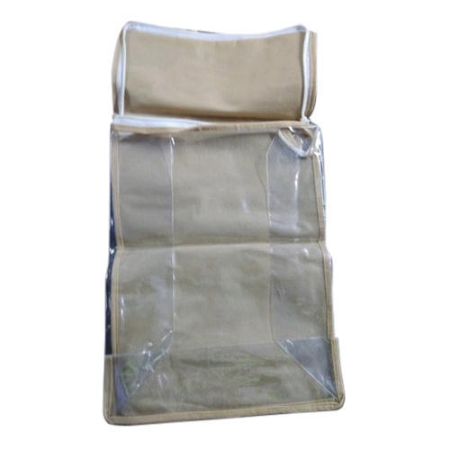 Non Woven Zipper Bag, Pack Size: 50 Piece In 1 Carton